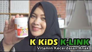 k kids k link Omega 3 - Meningkatkan Daya ingat Anak