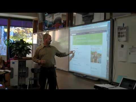 Presenting Teacher Evaluation Form 2009
