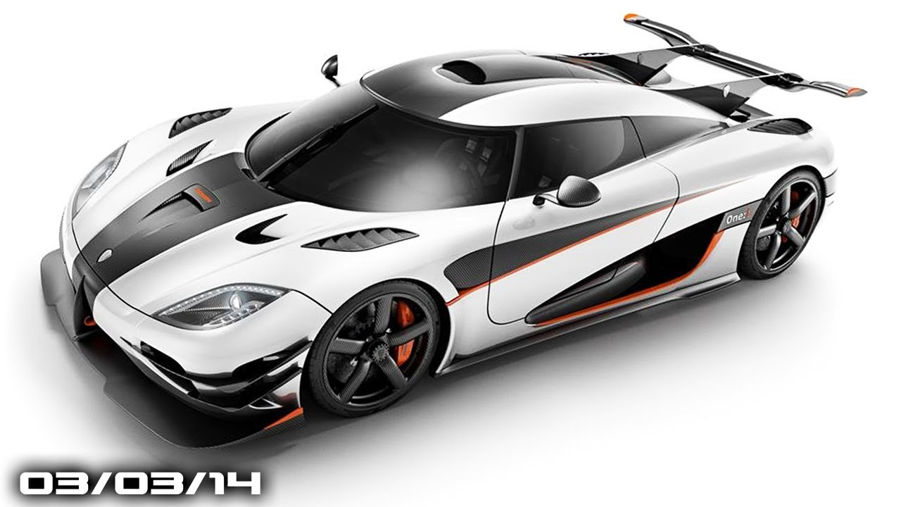 Koenigsegg One, Aaron ... Aaron Paul Price Is Right