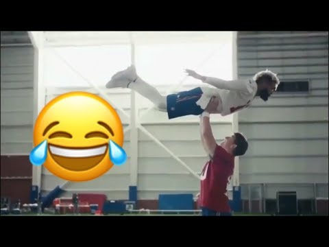 Odell Dirty Dancing Super Bowl Commercial