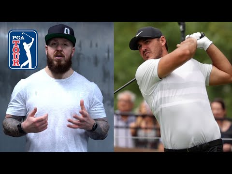 Fitness inspiration from Brooks Koepka's victory at Waste Management