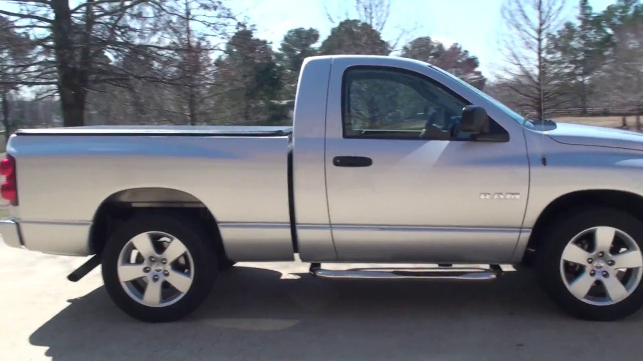 Used Ram 1500 For Sale >> Hd Video Dodge Ram 1500 Used Truck Regular Cab For Sale Info See Www
