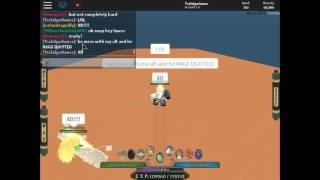 ROBLOX | TJD RAGE QUITTED!! | MEMORIAL STONE | SHINOBI LIFE
