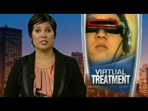 Virtual Reality Therapy Channel 10 News Report.mpg