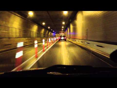 Hugh L. Carey Tunnel Manhattan to Brooklyn New York