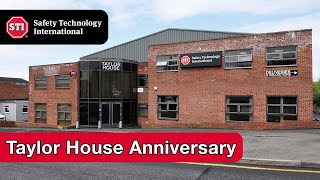 Safety Technology International - Taylor House Anniversary