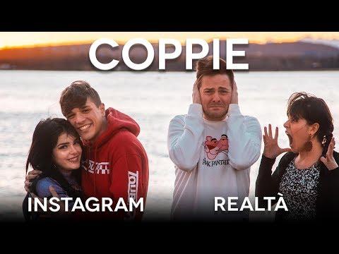 COPPIE - Instagram VS Realtà w/Sespo & Rosalba