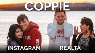 COPP E    Nstagram VS Realtà WSespo And Rosalba