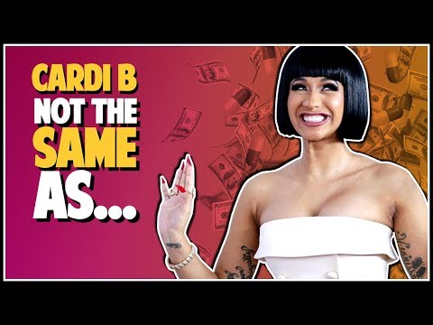CARDI B CONTROVERSIAL COMMENTS FACE FAN BACKLASH - Double Toasted Reviews
