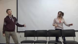 видео с открытого урока