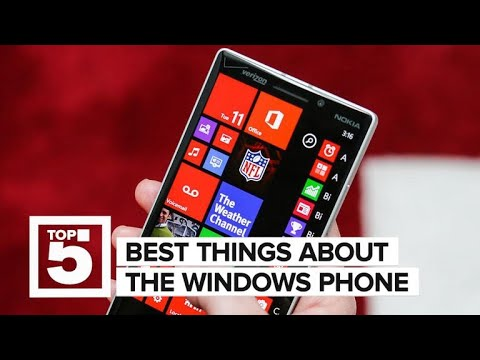 Why Windows Phone was awesome (CNET Top 5)