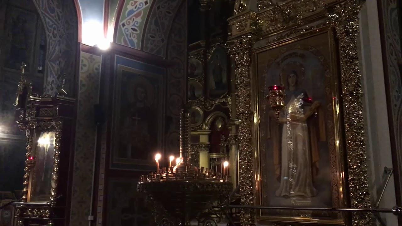 Strolling round Kiev. St Michael's Golden Domed Monastery. Kyiv, UK