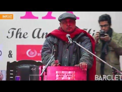Piyush Mishra | Ik Bagal (Live At Hindu College)