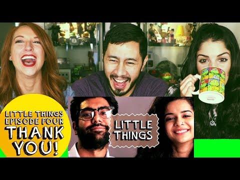 LITTLE THINGS | EPISODE 4 | Reaction | Stacy Howard & Kiana Madani!
