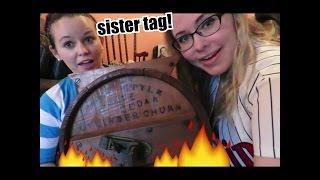 Irish Twins -Sister Tag