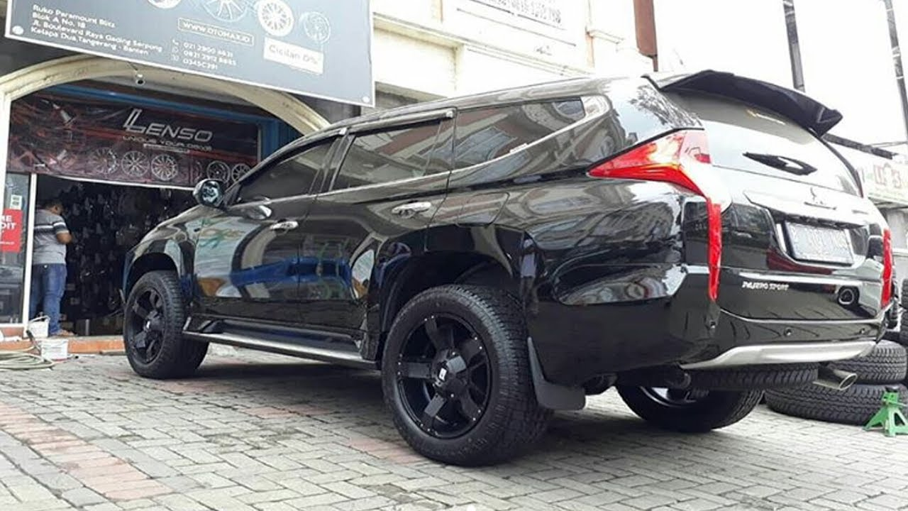Modifikasi Velg Mobil Mitsubishi Pajero Sport Velg Mobil XD Series
