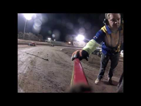 10 22 16 ventura raceway Semi crash