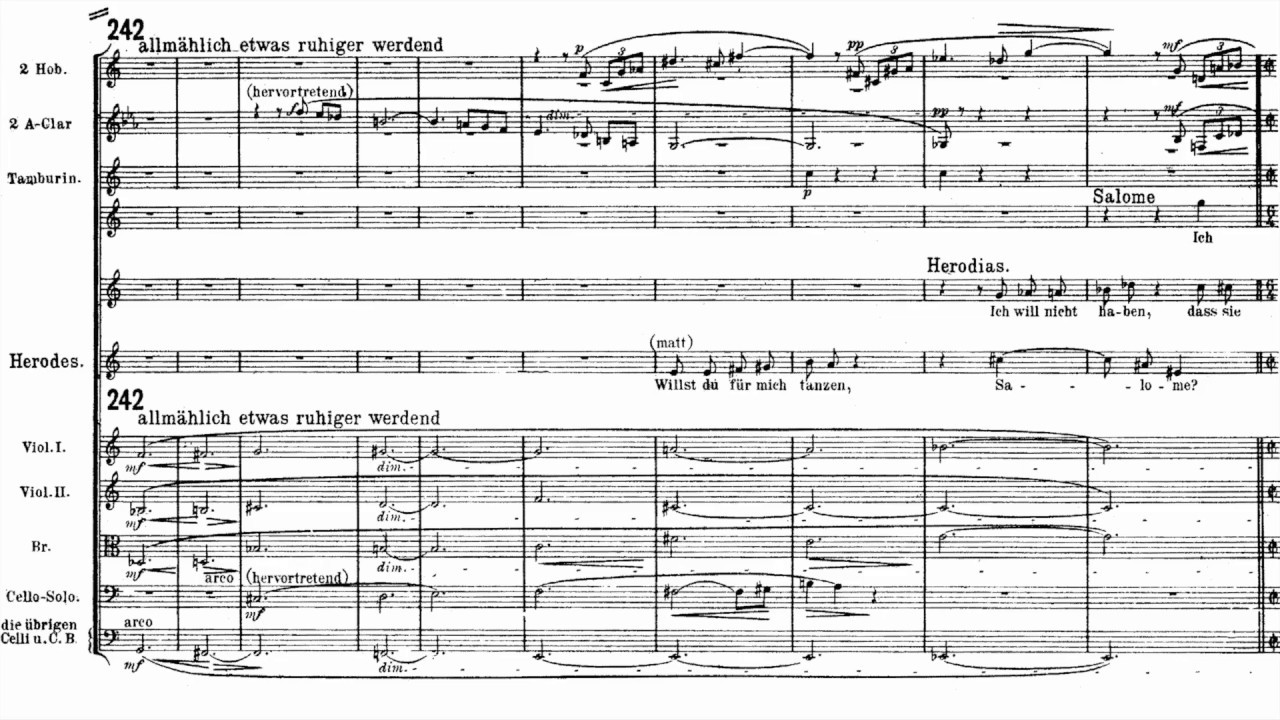 Karl Bohm, Wiener Philharmoniker, Teresa Stratas, Bernd