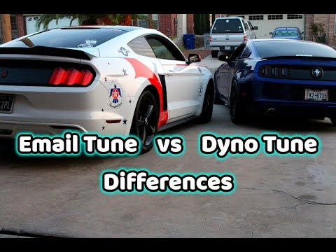 Email Tune vs Dyno Tune Differences (From Experience)