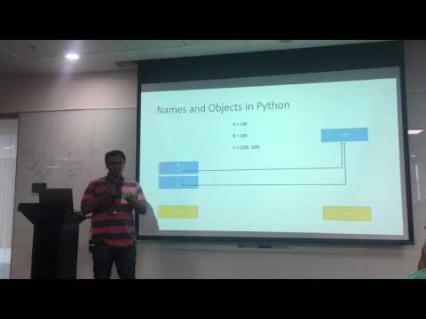 How GC works in Python at high level by Rivas