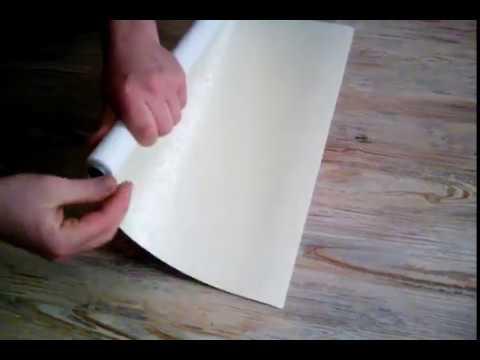Как самому сделать ролл шторы