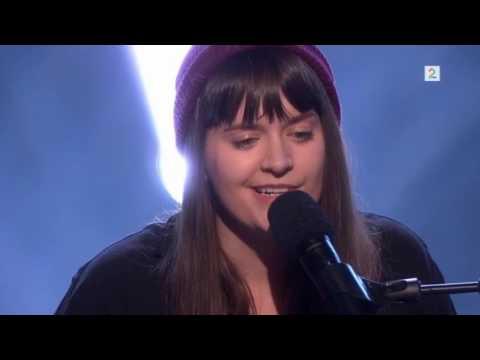 The Voice Norway audition 2015 - Hanna von Bergen - Cup Of Tea