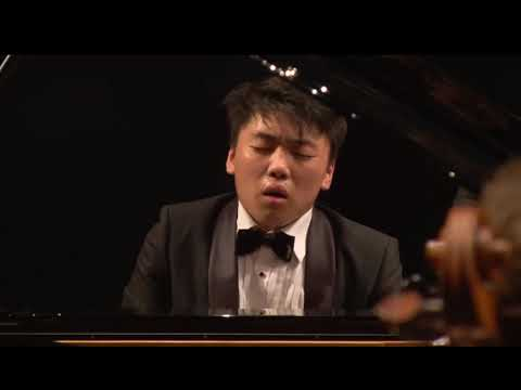 George Li plays Saint Saëns Piano Concerto No 2