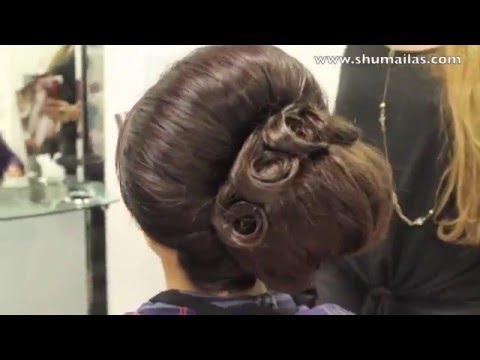 Latest Indian Bridal Hairstyles for Short Hairs