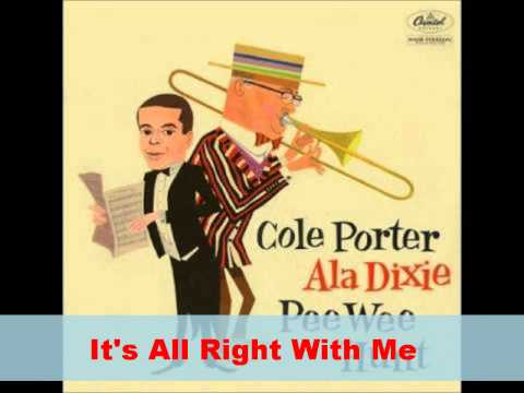 PEE WEE HUNT  COLE PORTER Ala DIXIE FULL ALBUM