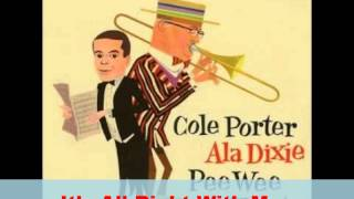 PEE WEE HUNT - COLE PORTER Ala DIXIE- FULL ALBUM