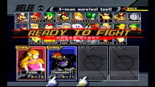 Gambar cover Super Smash Bros Melee - SSKR Gaming VS TheAwesomeShow9821 (Pt-4)
