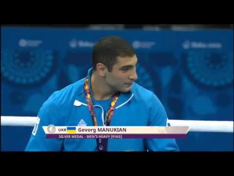 Bakü'de Madalya Kazanan Ermeni Sporcuya Azerbaycan Cumhurbaşkanı İlham Aliyev'den Büyük Jest