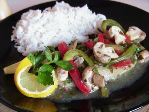 Fish With Lemon Sauce - Weight Loss - Magic Plan