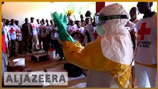 Cave Beast Last Dying Breath: Engineered Ebola outbreak - Two confirmed cases in DRC [2018 Report]
