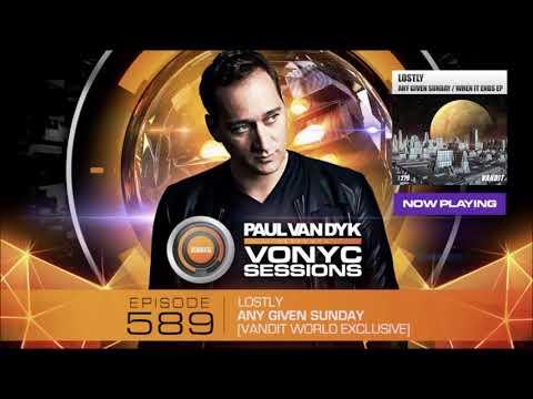 Paul van Dyk – Vonyc Sessions 589 The Trance Chronicles 2010 - 2012 - 15.02.2018