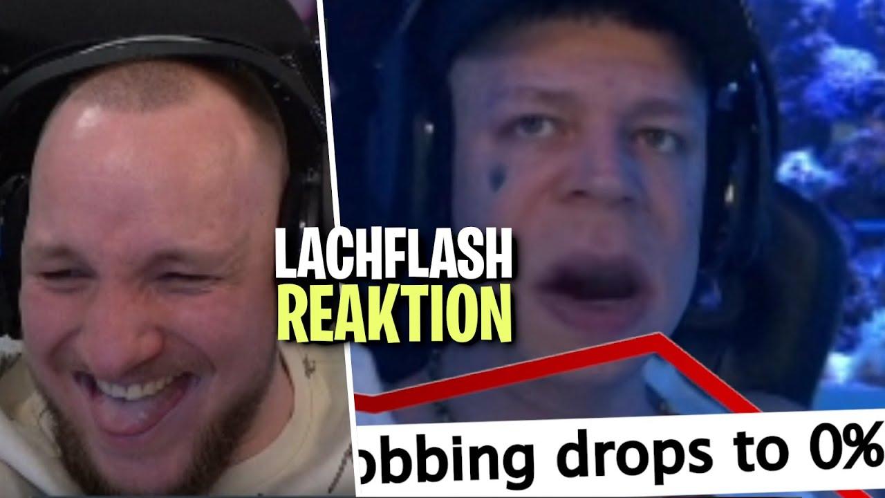 LACHFLASH wegen HUNGRIGER HUGO VIDEO - REAKTION | ELoTRiX Livestream Highlights