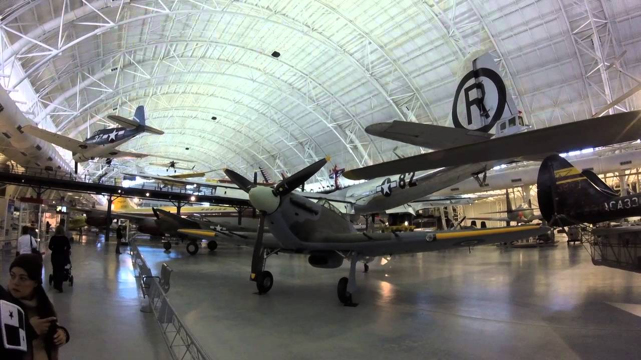 Museo Smithsonian.Visita Al Museo Smithsonian Air Space Museum Youtube
