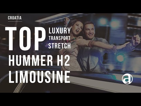 Hummer Limousine Party Zagreb - Antropoti OFFICIAL VIDEO