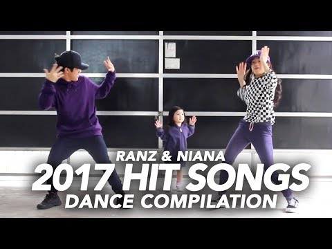 Hit Songs Siblings Dance  Ranz and Niana