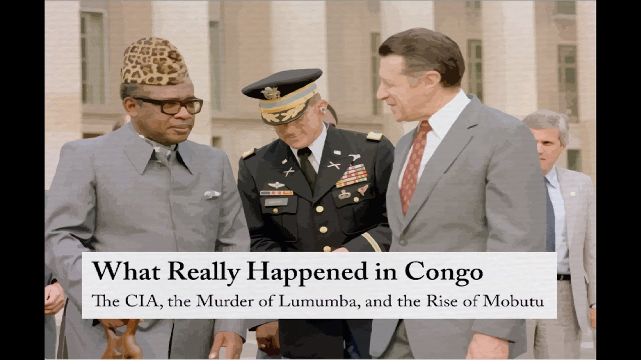 How the US and Belgium Assassinated Congo's First Prime Minister  | Patrice Lumumba