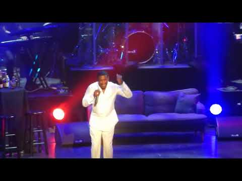 """Keith Sweat - """"I'll Give All My Love To You"""" - NYC 2017"""
