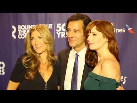 Night of OLD TIMES on Broadway, Starring Clive Owen, Eve Best & Kelly Reilly
