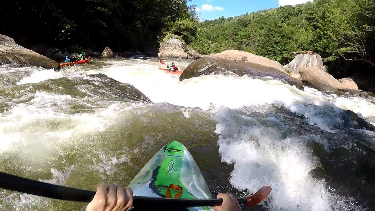 Kayaking Upper Yough Upper Youghiogheny River