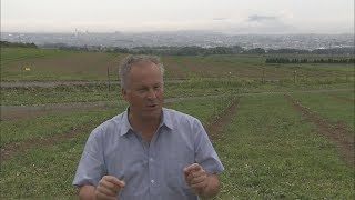 【HTBニュース】本場フランスのワイナリーが函館でワイン造り挑戦