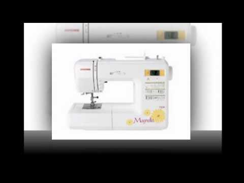Best Sewing Machine LATEST REVIEWS 40 YouTube Extraordinary Sewing Machine Reviews 2012