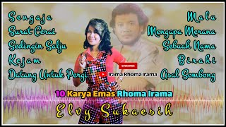 10 Karya Emas Rhoma Irama presented by Elvy Sukaesih