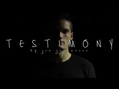 Testimony | Spoken Word Poem | Jon Jorgenson