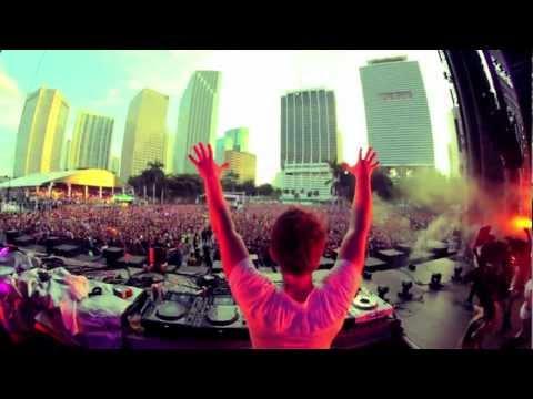 Fedde Le Grand & Nicky Romero Ft. Matthew Koma - Sparks (Official Video) @ Ultra Music Festival
