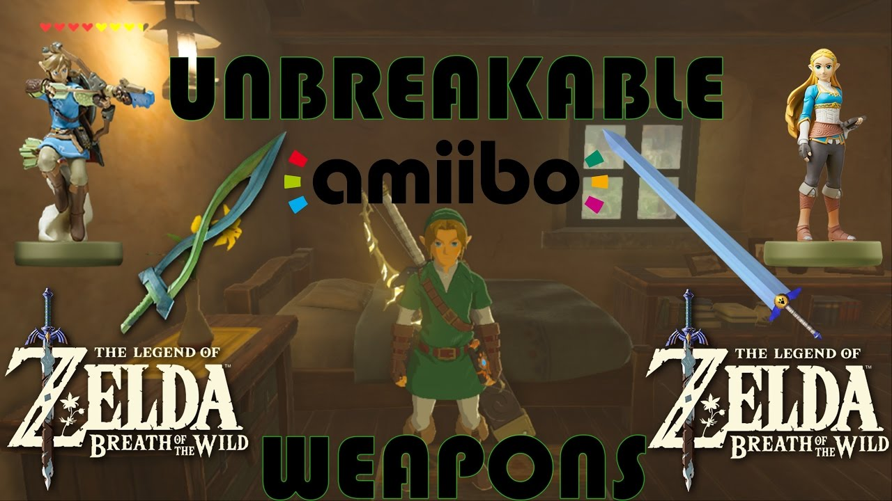 breath of the wild how to buy weapons