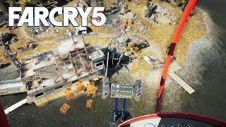 FAR CRY 5 #14 - Acabamos com a Miséria! (Gameplay Português PT BR no PC - BRKsEDU)